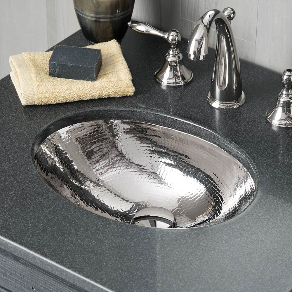 Native Trails Baby Classic Bathroom Sink in Polished Nickel