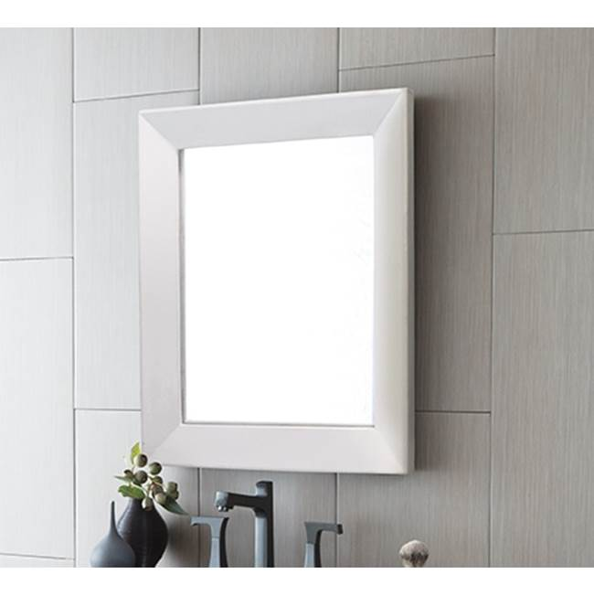 Native Trails Portola Small Mirror in Pearl