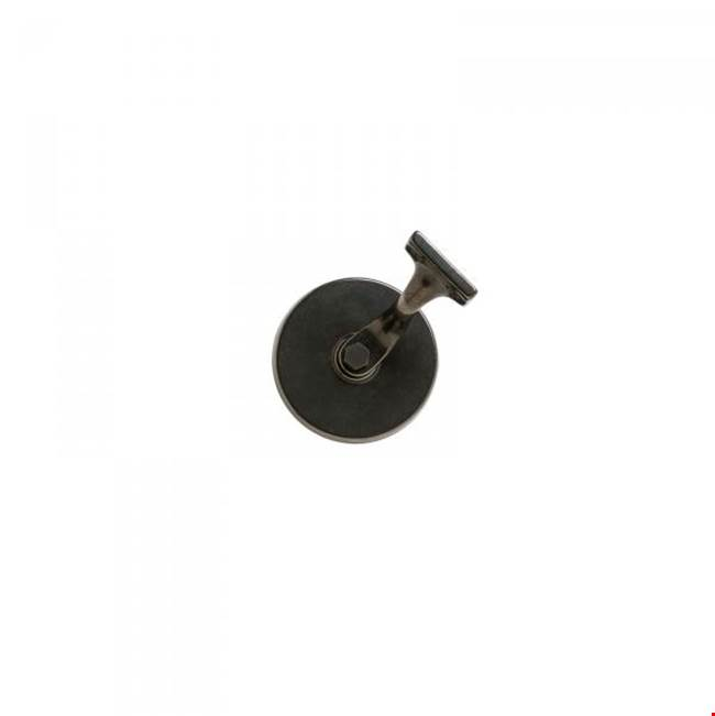 Rocky Mountain Hardware Round Metro Escutcheon Handrail Bracket