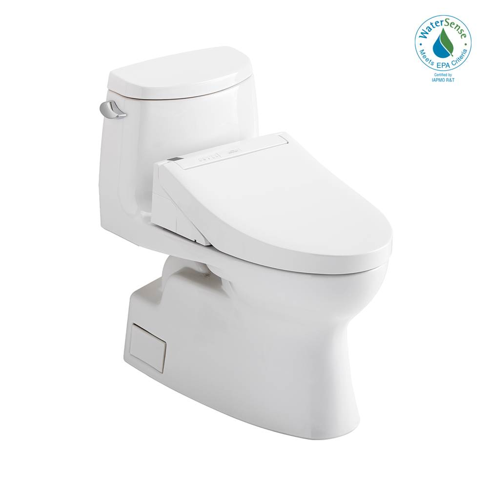Toto 1PC CARLYLE II W WASHLET C5 - 1.28GPF - COTTON